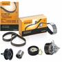 Kit Correia Dentada E Tensor Gol 1.0 16v Power 02 03 04 05