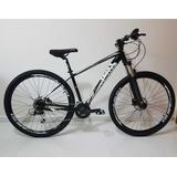 Bicicleta Vzan 29 Shimano Alivio 27v Hidraulica Susp C Trava
