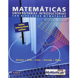 Matematicas Universitarias Introductorias - Demama