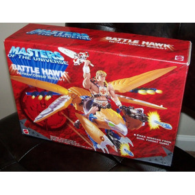 Battle Hawk - Mestres Universo - Masters Universe - Motuc