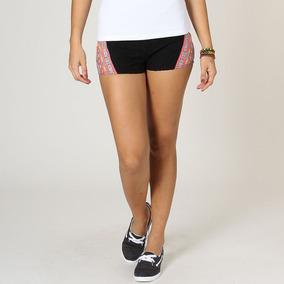 Shorts Da Cyclone Feminino Branco - Shorts Algodão Femininos em ... 31eea25d522