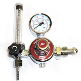 Regulador De Gás Argônio Com Fluxômetro