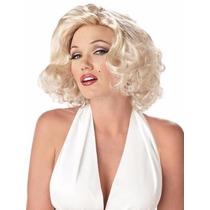 Peluca De Marilyn Monroe