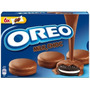 Caixa Bicoito Oreo Cobertura Chocolate 246g Importada Eua