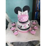 Tortas Artesanales Minnie Mickey Zona Sur!!