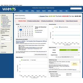 Whmcs V7.2.2 - Administracion De Hosting Full