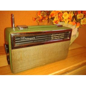 Relíquia: Rádio Telespark Super Transcosmos - Década/1960