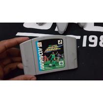 Futebol Japonês League O Nintendo 64 Funcionando 100%.