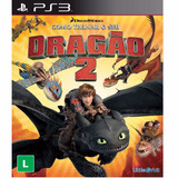 Jogo Semi Novo Como Treinar O Seu Dragão 2 Playstation Ps3