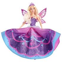 Barbie Mariposa Y La Muñeca Princesa De Hadas W8