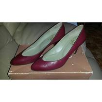 Zapatos Y Carteras Cuero Y Mas De Calidad.negociables 8000bs