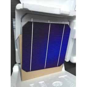 Celda Solar Monocristalina 4.3w