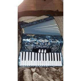 Acordeon A Piano Italiano Ariston Liquido