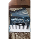 Acordeon A Piano Italiano Ariston Liquido