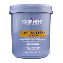 Alfaparf Supermeches + High Lift Pó Descolorante 9 Tons 400g
