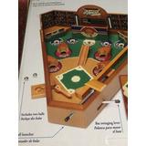 Juego Retro Beisbol Al Estilo Pinball