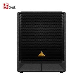 Caja Acústica Behringer Vp1800s - 400 Wa