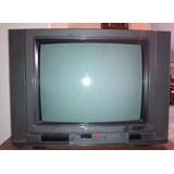 Tv 21 Hitachi Convencional A Reparar / Para Repuestos