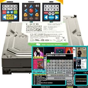 Rockola Master Disco Musica Karaokes Videos 1 Tb