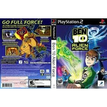 Ben10 Alien Force Patch Play2