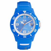 Reloj Ice Watch Sunshine Azul Neon 43mm Sun.nbe.u.s.14