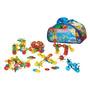 Lego E Blocos De Montar Discos De Encaixe 1000 Peças