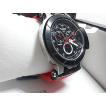 Relógio Masculino Tissot Preto 100% Funcional Vidro Safira