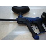 Pistola De Paintball Triumph Xl Con Careta Tippmann