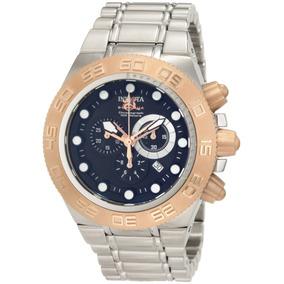 Relógio Invicta 1529 Subaqua Sport Chronograph Black Dial