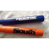 Bate De Softbol Y Beisbol De Aluminio South Rookie