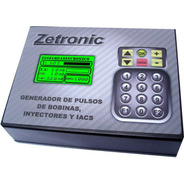 Generador De Pulsos Zetronic Bobinas Inyectores Iac