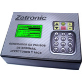 Generador De Pulsos Zetronic Bobinas Inyectores Iac Pack Dvd