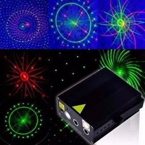 Laser Projetor Holográfico Raios Dj Hl-69 250mw Desenhos Rgb
