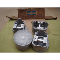 Pistão Motor Opala/a10 4cc Alcool 0.30