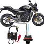 Xenon Moto Honda Hornet Cb 600 Farol Baix 8000k H7 2010-2011