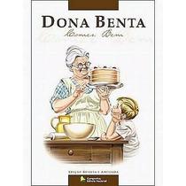 Livro - Dona Benta - Comer Bem - Editora Nacional