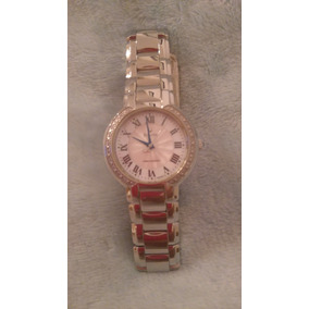 Reloj Para Dama Marca Bulova Original