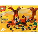 Juguete Lego Temporada Ubicada Escena De La Caída ( )