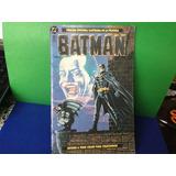 Comic Batman Pelicula Adaptación De La Película 1989