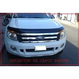 Deflector De Capot Para Ford Ranger Desde 2012