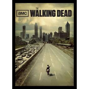 Quadro Poster Cinema The Walking Dead 6