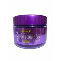 Mascara De Hidratação Violeta Light Biocale - Lançamento !!!