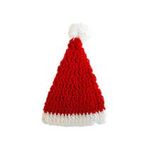Gorro Tejido Santa Navidad Bebe Niño(a) 3-6 Meses