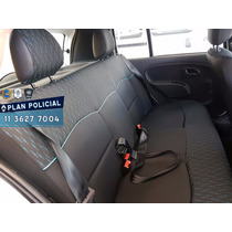 Clio Mio 0km 5p Promo Plan Policia Gris 2016 Renault