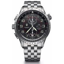 Relógio Victorinox Airboss Mach 9 Automatic 241722 Swissarmy
