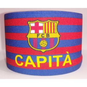 Gafete Capitan Barcelona Visita Messi Neymar Iniesta Suarez