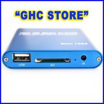 Reproductor Multimedia Full Hd Mini 1080p Con Av Hdmi