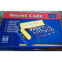 Juego Didáctico Codigo Secreto.juego De Mesa.juego De Lógi