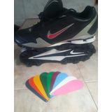 Tacos Nike Shok Fuse Nuevos Softball O Baseball
