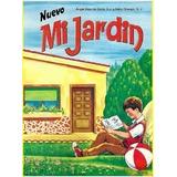 Libro Mi Jardin Hojas Blancas Full Color